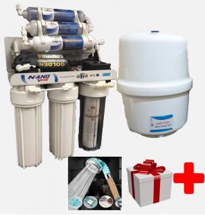 فلتر مياه 7 مراحل  RO أمريكي
