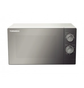 TORNADO Microwave Solo 20 Litre, 700 Watt in Silver Color TM-20MS