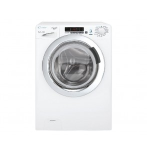 CANDY Washing Machine Fully Automatic 7 Kg In White Color GVS107DC3-ELA