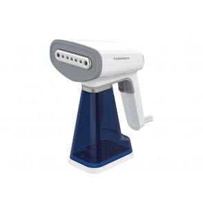 TORNADO Portable Steam Iron 1100-1300 Watt In White x Blue Color TST-HS1300