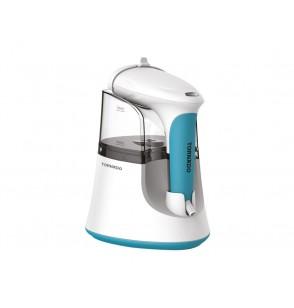 مكواة بخار محمولة ماركة تورنيدو 1000-1200 وات لون أبيض × أزرق TST-HS1200