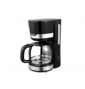 TORNADO Automatic American Coffee Maker 1.5 Liter, 1000 Watt in Black Color TCMA-1015-B