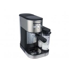 TORNADO Automatic Espresso Coffee Machine 15 Bar 1.2 Liter, 1230-1470 Watt in Black x Stainless Color TCM-14125