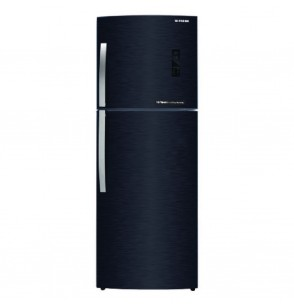 Fresh Refrigerator FNT-M470 YB ,376Liters Black