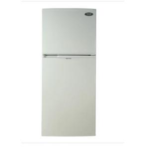 ثلاجة توشيبا نوفروست سعة 304 لتر ، 2 باب لون أبيض GR-EF33-W