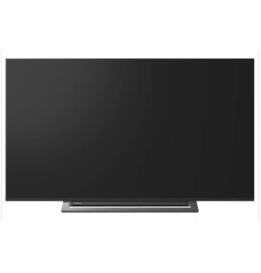 شاشة تليفزيون توشيبا 4K سمارت بدون فريم 50 بوصة أندرويد تدعم الواي فاي ، مزودة بـ 3 مداخل HDMI و مدخلين فلاشة 50U7950EA-S