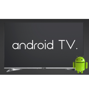 """Fresh TV screen LED 50 """"Inch Ultra HD - 50LU433RQ - Android With Receiver Built In"""