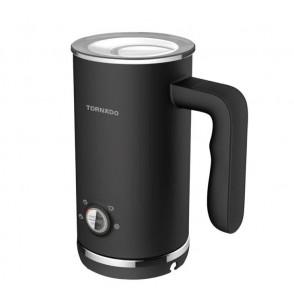 TORNADO Frother Maker 600 Watt, 0.3 Litre Black Color TKMF-600