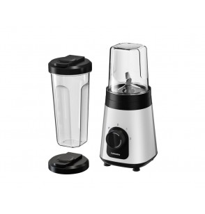 TORNADO Personal Blender 320 Watt, 0.6 Litre With Extra 0.3 Litre Jar In White Color PB-320T
