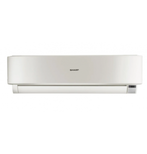 SHARP Split Air Conditioner 1.5HP Cool Standard With Dry and Turbo Function In White Color AH-A12USEA