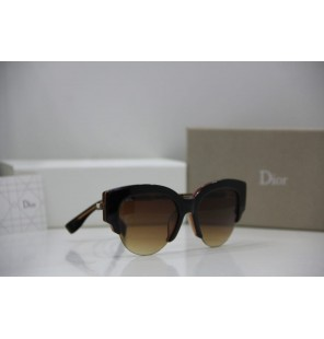 Youth sunglasses, black in dark brown