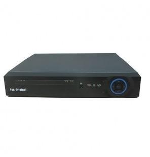 جهاز تسجيل لكاميرات المراقبة من يس اورجينال حتى 4 كاميرة 1080N 5IN1
