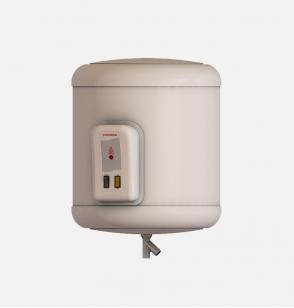 سخان مياه تورنيدو كهرباء 35 لتر لون أوف وايت مزود بلمبة إل إي دي كمؤشر لدرجة الحرارة EHA-35TSM-F