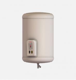 سخان مياه تورنيدو كهرباء 65 لتر مزود بلمبة إل إي دي كمؤشر لدرجة الحرارة لون أوف وايت EHA-65TSM-F