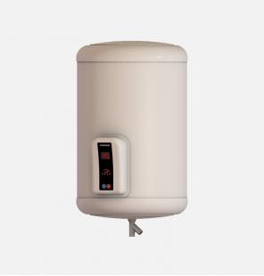 سخان مياه تورنيدو كهرباء 35 لتر مزود بشاشة ديجيتال لون أوف وايت EHA-35TSD-F