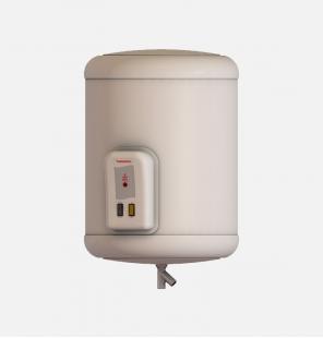 سخان مياه تورنيدو كهرباء 55 لتر مزود بلمبة إل إي دي كمؤشر لدرجة الحرارة لون أوف وايت EHA-55TSM-F